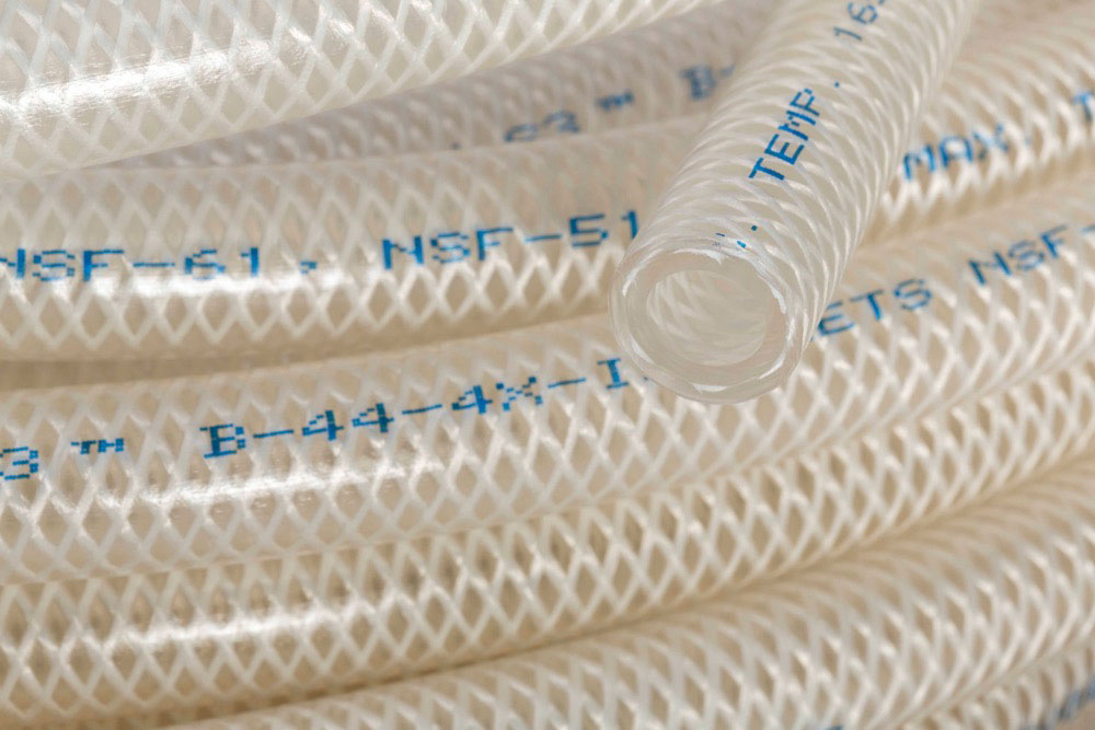 Flexible Hoses for Cosmetic Industries
